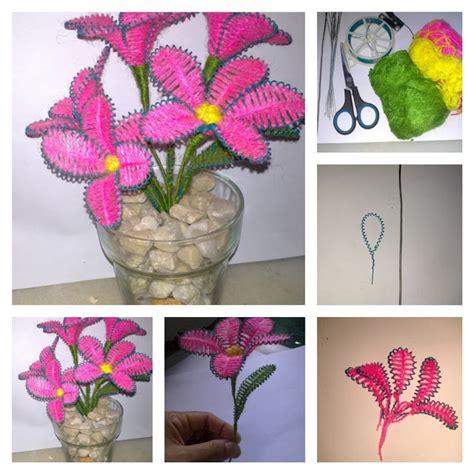 latar belakang membuat vas bunga wini home cara membuat bunga dari wol