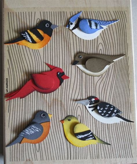 How To Make Bird Using Paper - 25 best ideas about paper birds on bird