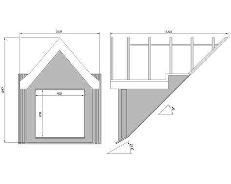 Apex Roof Construction 45 176 Apex Roof Dormer Grp Window Surround 10362 03