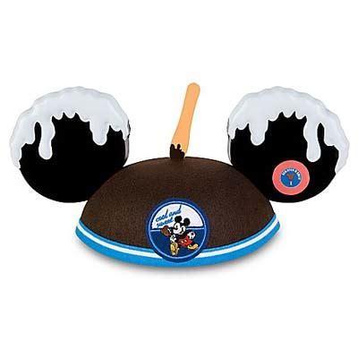 Disney Hat   Ears Hat   Mickey Ice Cream Bar