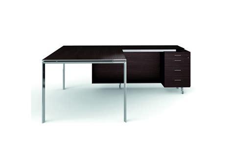 Italian Office Desk Zenon Italian Executive Office Desk