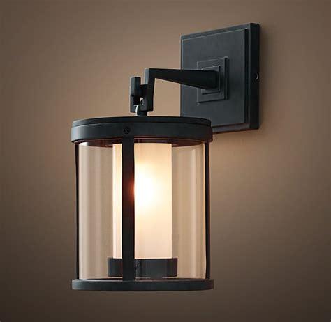 restoration hardware lighting sconces outdoor light restoration hardware quentin pendant