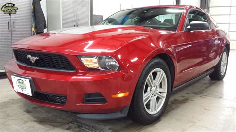 Mustang Auto Collision by Ford Mustang Repair Turks Collision Repair Minooka Il 60447