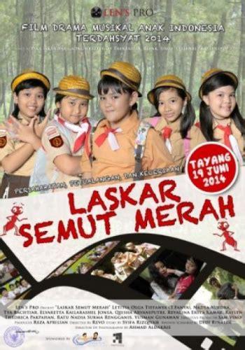 film anak musikal laskar semut merah ceriakan liburan anak indonesia