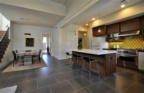 Midcentury Modern San Antonio Kitchen Installation