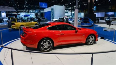 2018 Mustang Side View by 2018 Ford Mustang Design Price Engine Performance