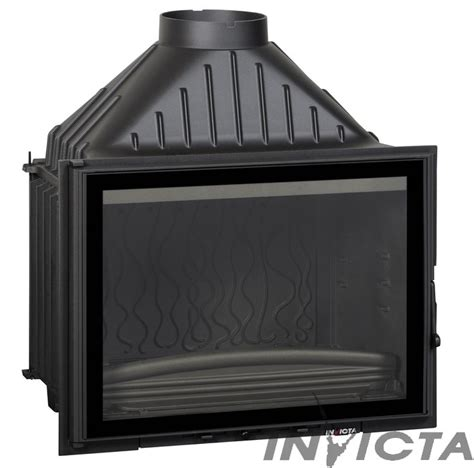 Invicta Foyer 700 by Hearth 700 Large Angle
