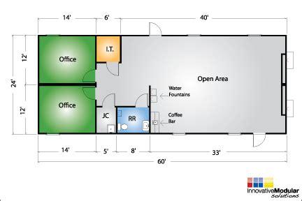 floor plans for commercial modular office buildings available commercial modular buildings offices