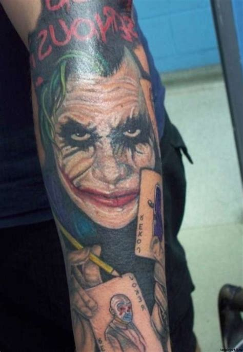 joker tattoo on face meaning 49 best the joker tattoo drawings images on pinterest