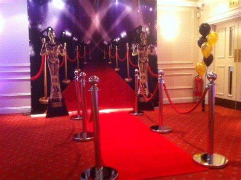 red themed events 17 best images about hollywood red carpet oscars party