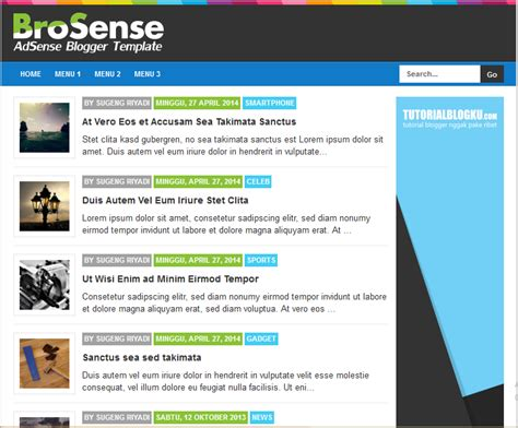 adsense for blogger brosense v2 high ctr blogger template
