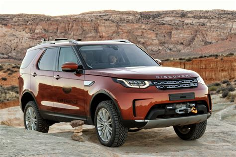 land rover discovery road tires 2017 land rover discovery drive road com