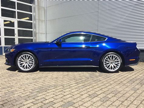 Ford Mustang 2 3 2016 ford mustang fastback 2 3 ecoboost 2016 autoweek nl