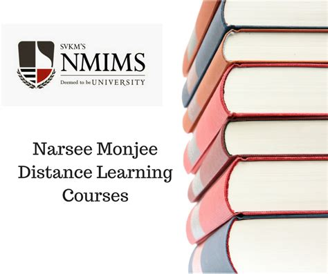 Narsee Monjee Mba Fees by Narsee Monjee Distance Learning Courses Fee Exams