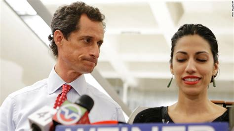 Spotlight Weiner by Anthony Weiner S Huma Abedin Emerges From Privacy