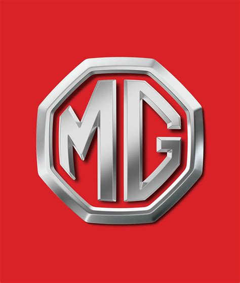 Auto Logo Mg by Morris Garages