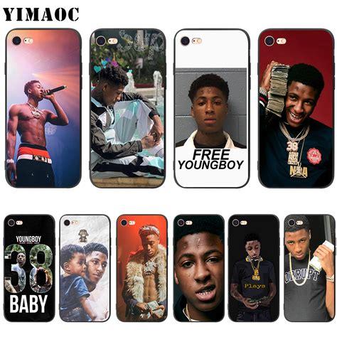 yimaoc youngboy  broke  soft silicone case
