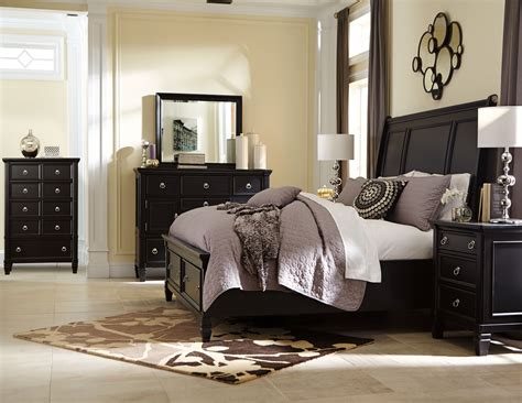 ashley greensburg bedroom set greensburg storage sleigh bedroom set from ashley b671