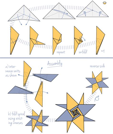 Origami How To Make A Paper Pointy Origami