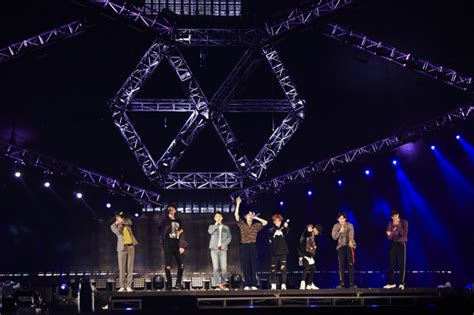 exo jamsil stadium herald review exo wraps up exo rdium tour in grand form