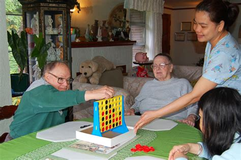 family homes geriatrics and extended care