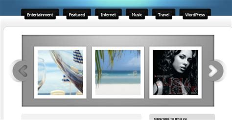 theme wordpress with slider free 30 free wordpress themes with brilliant image sliders