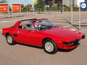 Fiat Two Seater Classic And Vintage Cars Two Seater Sports Car Fiat X1 9
