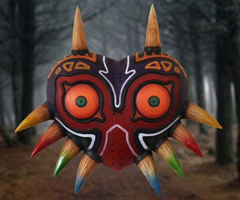 majoras mask legend of majora s mask size masks will