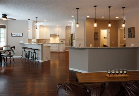 open concept kitchen dover home remodelers