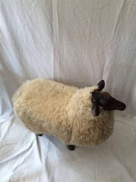 stool shaped as a sheep at 1stdibs