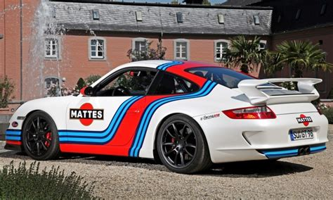 Porsche 911 Martini Racing Aufkleber by Germany Is Mad For Car Wraps Martini Style Racing Livery