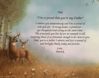 what christmas giftfor my son the hunter popular items for fathers day poem on etsy