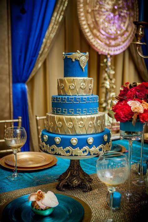 gold wedding inspiration bold colours