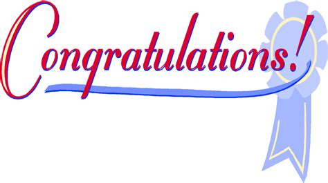 congratulations clipart congratulations clipart clipartion