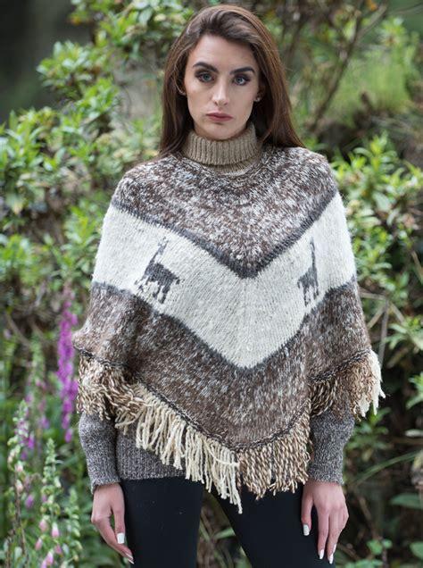 alpaca sweaters alpaca poncho alpaca mall alpaca brown alpaca melange poncho alpaca mall