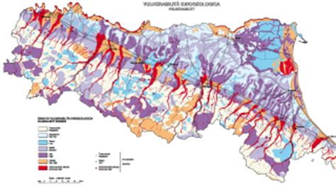 tavola sinottica definizione schema direttore della pericolosit 224 geoambientale