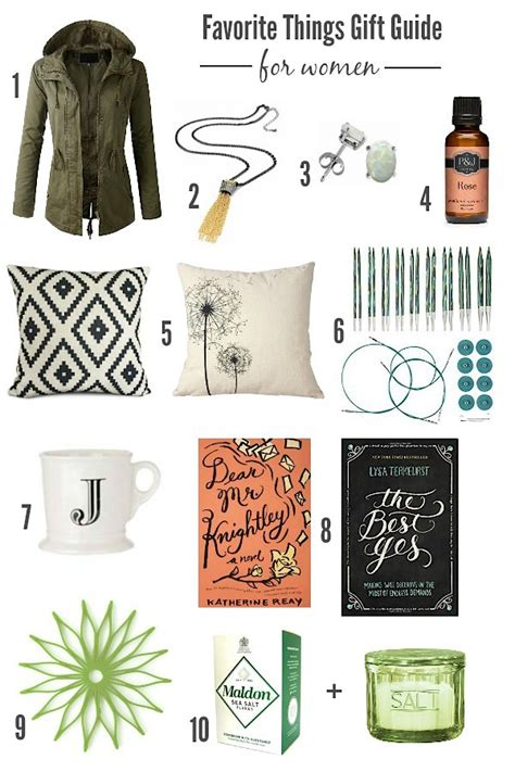 gift guide for women favorite things gift guide for the whole family