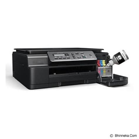 Printer T500w jual printer inkjet multifunction dcp t500w printer bisnis multifunction inkjet