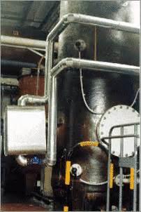 scambiatori a fascio tubiero per camini silver srl scambiatore di calore a fascio tubiero