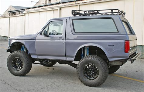 prerunner bronco suspension stage 6 bronco trophy long travel front rear suspension