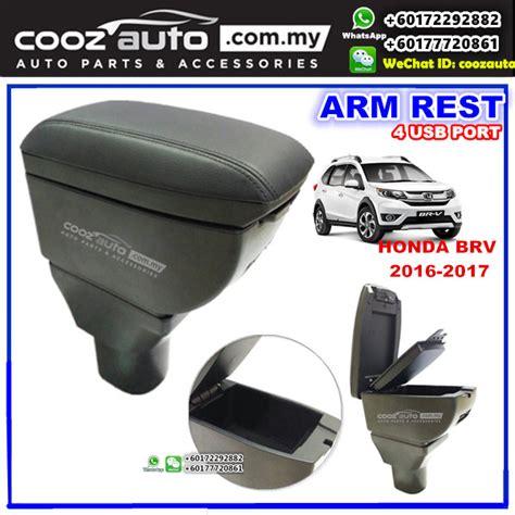 Console Box Armrest Arm Rest 7 Usb 7usb Luxury Kia Timor honda brv br v pvc adjustable arm rest armrest console black leather 4 usb
