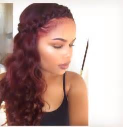 hair color 99j best 20 burgundy hair ideas on