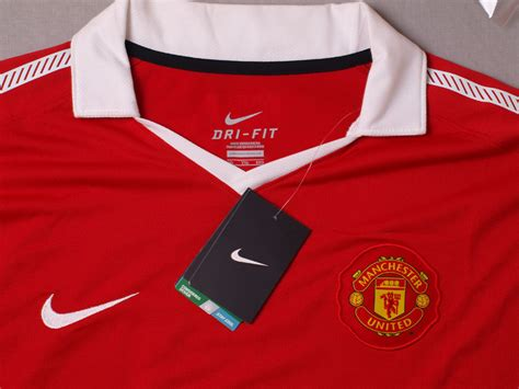 Jersey Valencia Home 1011 Player Issue Bnwt 2010 11 manchester united home shirt giggs 11 bnwt l s