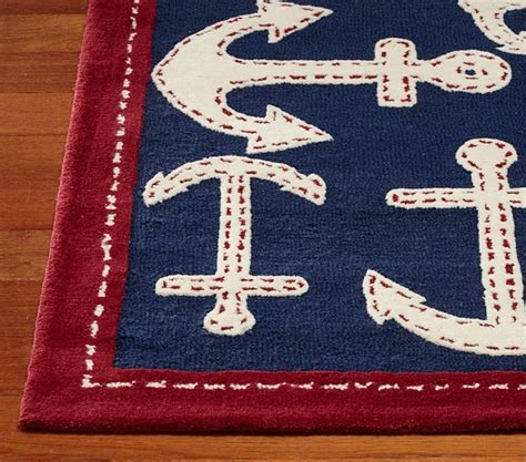 rug anchors anchor rug pottery barn