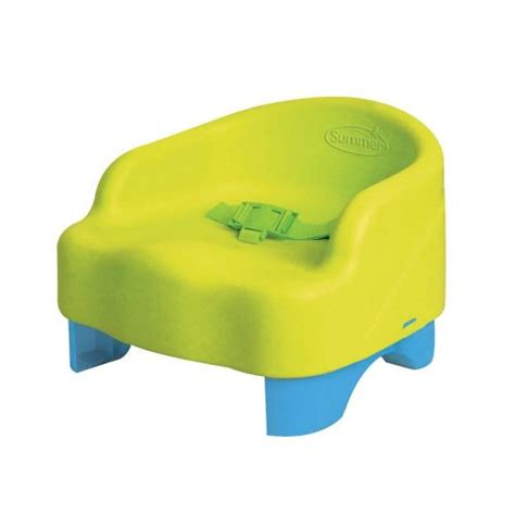 foam booster seat summer infant secure comfort foam booster seat green