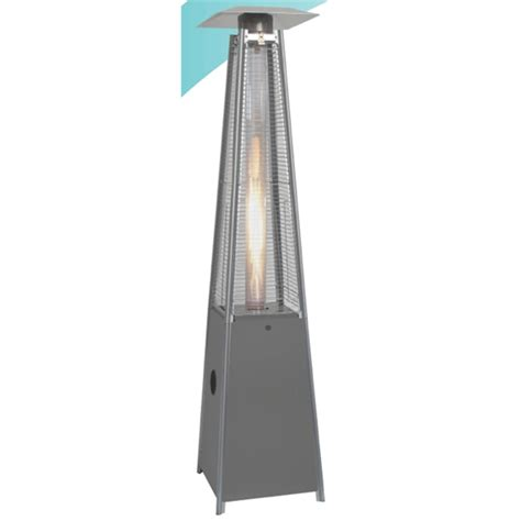 Jumbuck Outdoor Gas Flame Heater Bunnings Warehouse Outdoor Patio Gas Heaters