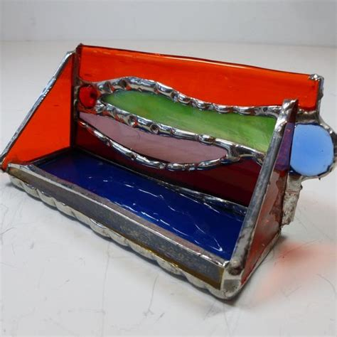 Colored Business Card Holders