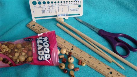 how to make knitting needles make your own knitting needles