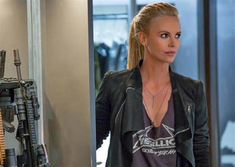 Could Charlize Theron Play Smith In Biopic the title of the eighth fast and furious has been