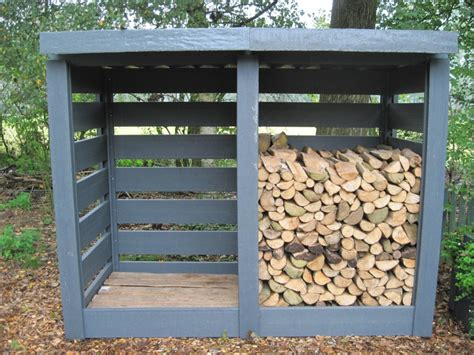 Simple Firewood Rack by 14 Easy Diy Outdoor Firewood Racks To Keep Those Logs